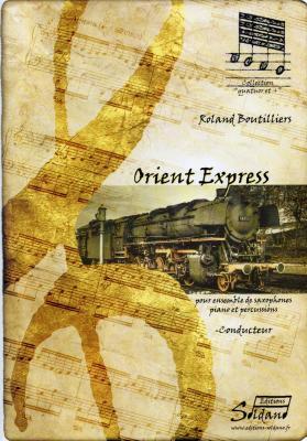 Orient express de roland boutilliers